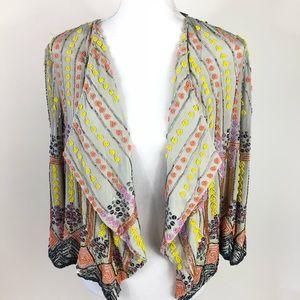 TOPSHOP Beaded jacket iconic Ltd Edition NWT Sz 10
